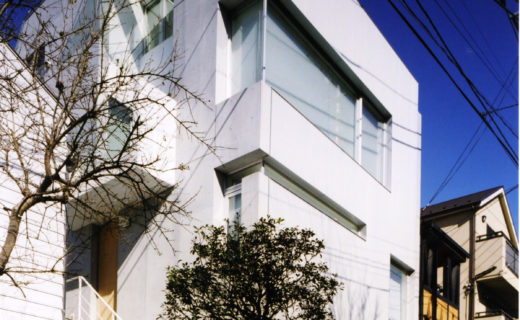 大岡山 U邸