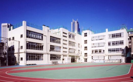 山谷小学校外壁改修その他工事