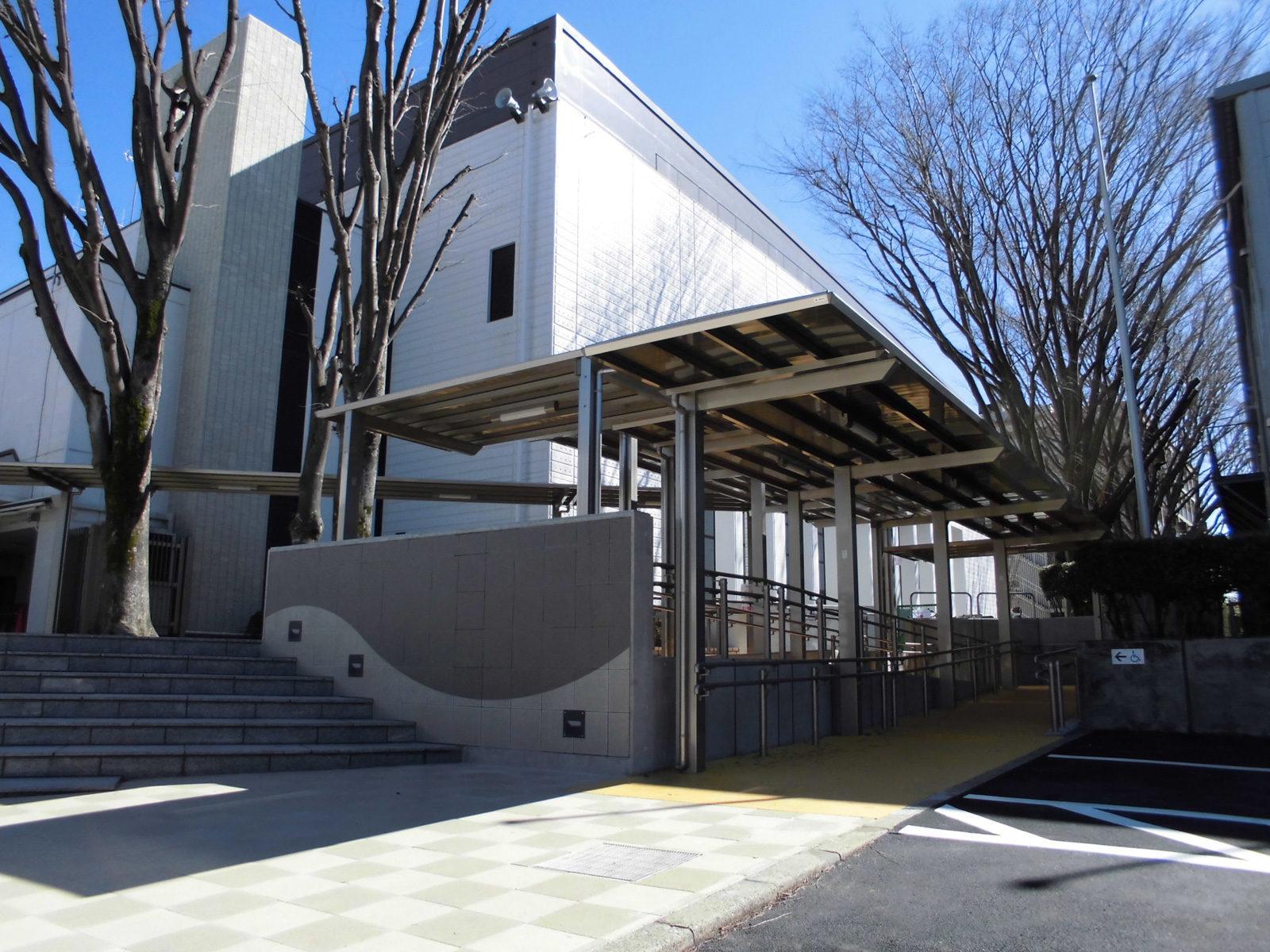 渋谷区スポーツセンター
