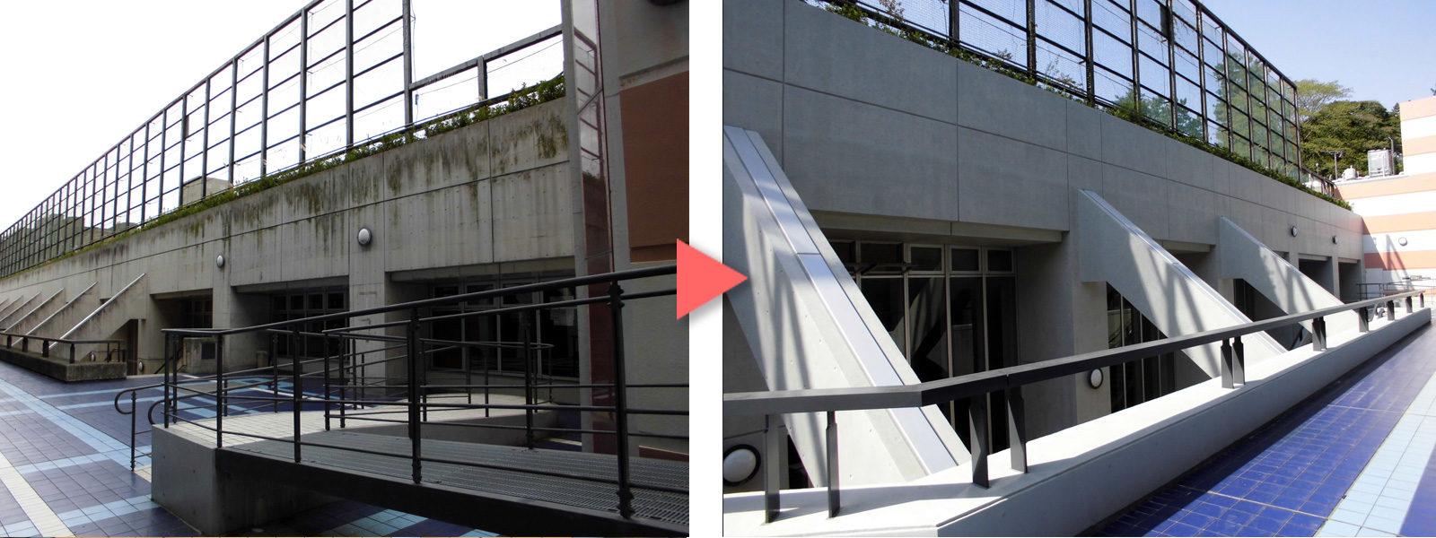 東京大学 御殿下記念館 比較2
