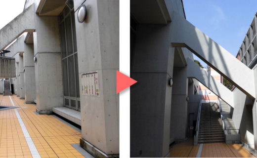 東京大学 御殿下記念館 比較