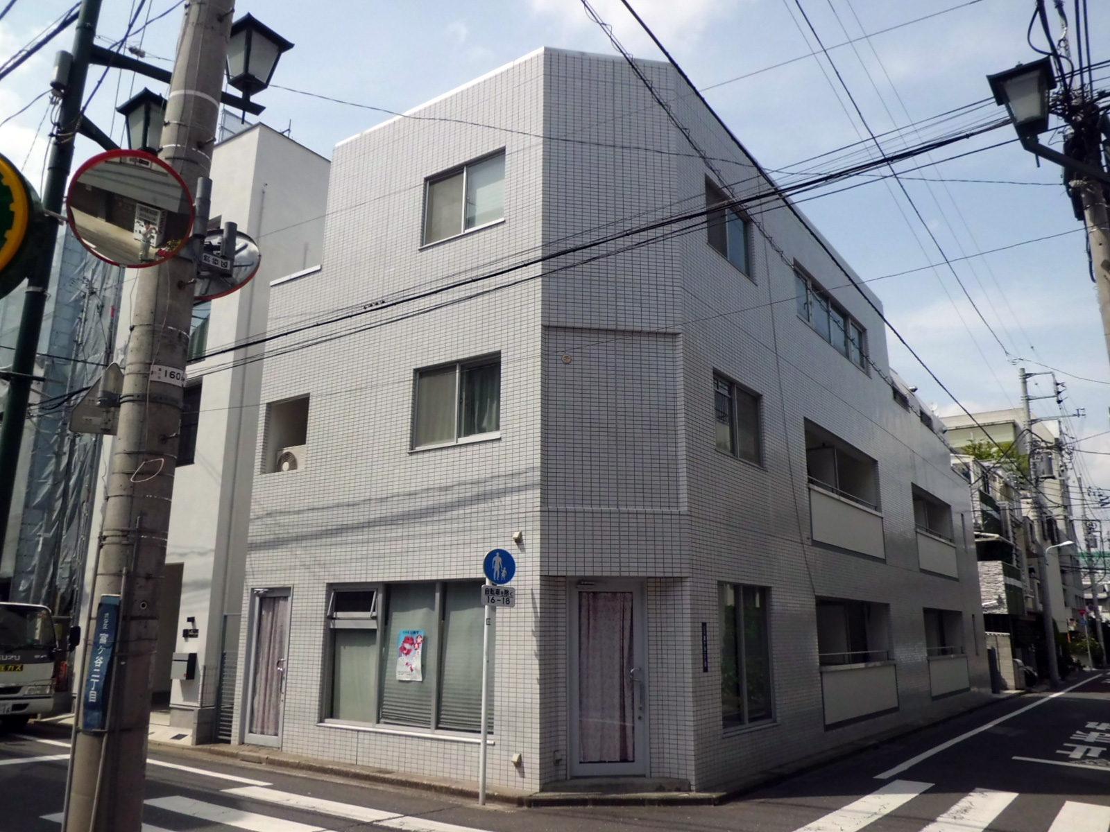 富ヶ谷 Tマンション