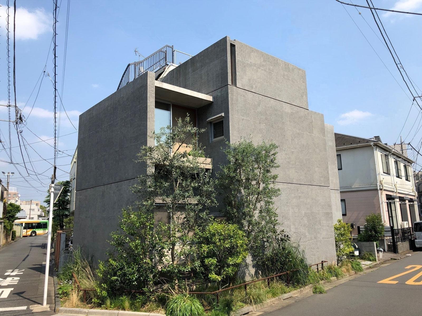桜台の家 外観2